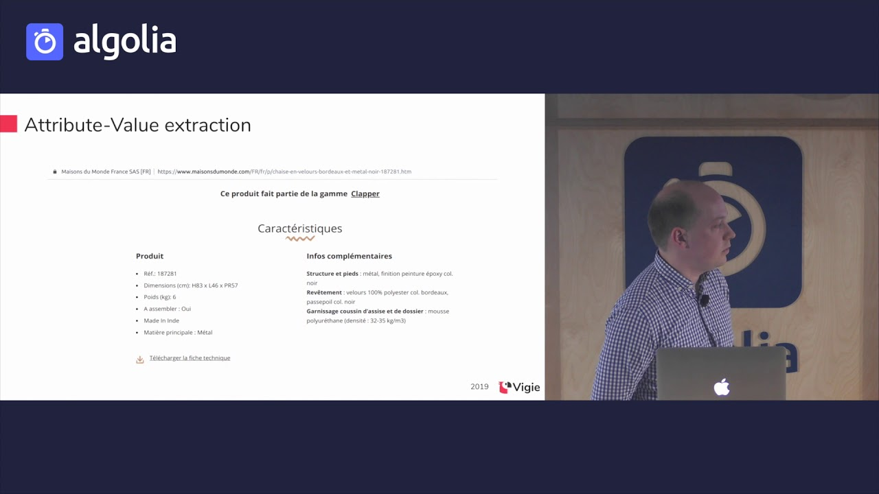 Www Made Com Fr automatic extraction of structured data from the web - karl leicht, fabriks