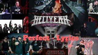 HELLYEAH - Perfect Lyrics
