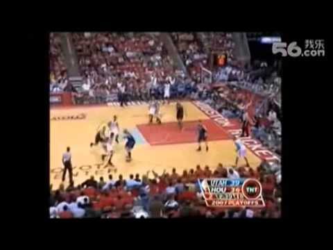 Tracy McGrady's glory in NBA. NBA playoff 2007-2008_Full highlights