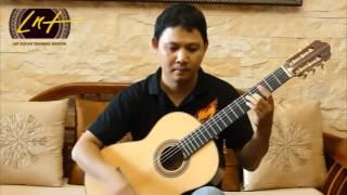Tremolo - Hướng dẫn tập guitar - Le Hung Phong