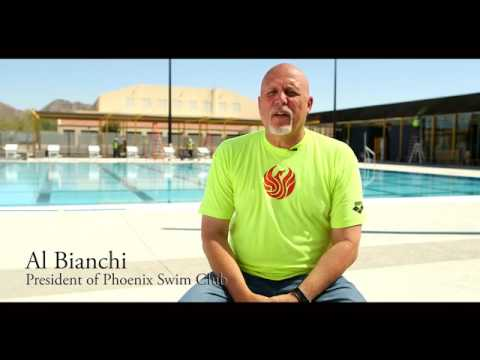 Phoenix Country Day School Aquatic and Tennis Center Grand Opening