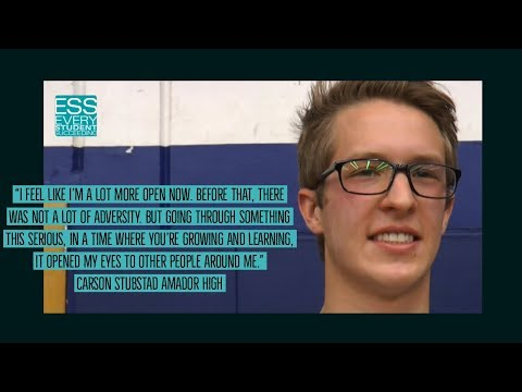 Amador High student fights through debilitating disease