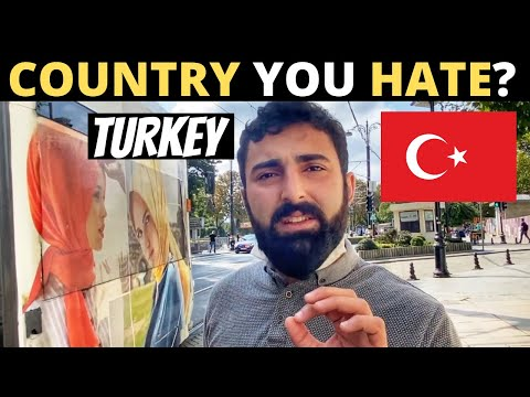 Which Country Do You HATE The Most? | ISTANBUL, TURKEY