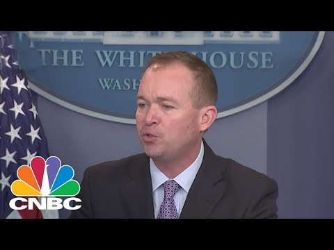 OMB Director Mick Mulvaney: We