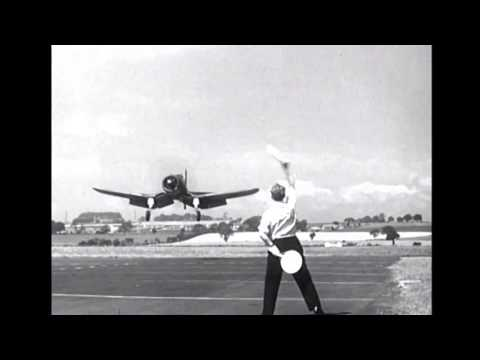 Carrier Flying A Royal Navy Instructional Film (1946)
