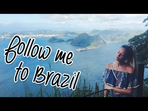 Travel Vlog | I lived in Brazil for 4 months for the Olympics!! | S&P Vlogs