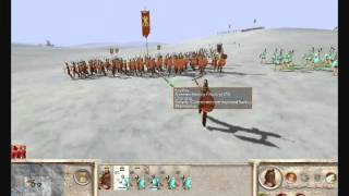 Kevbob Plays! Rome: Total War - 016 - Scythians