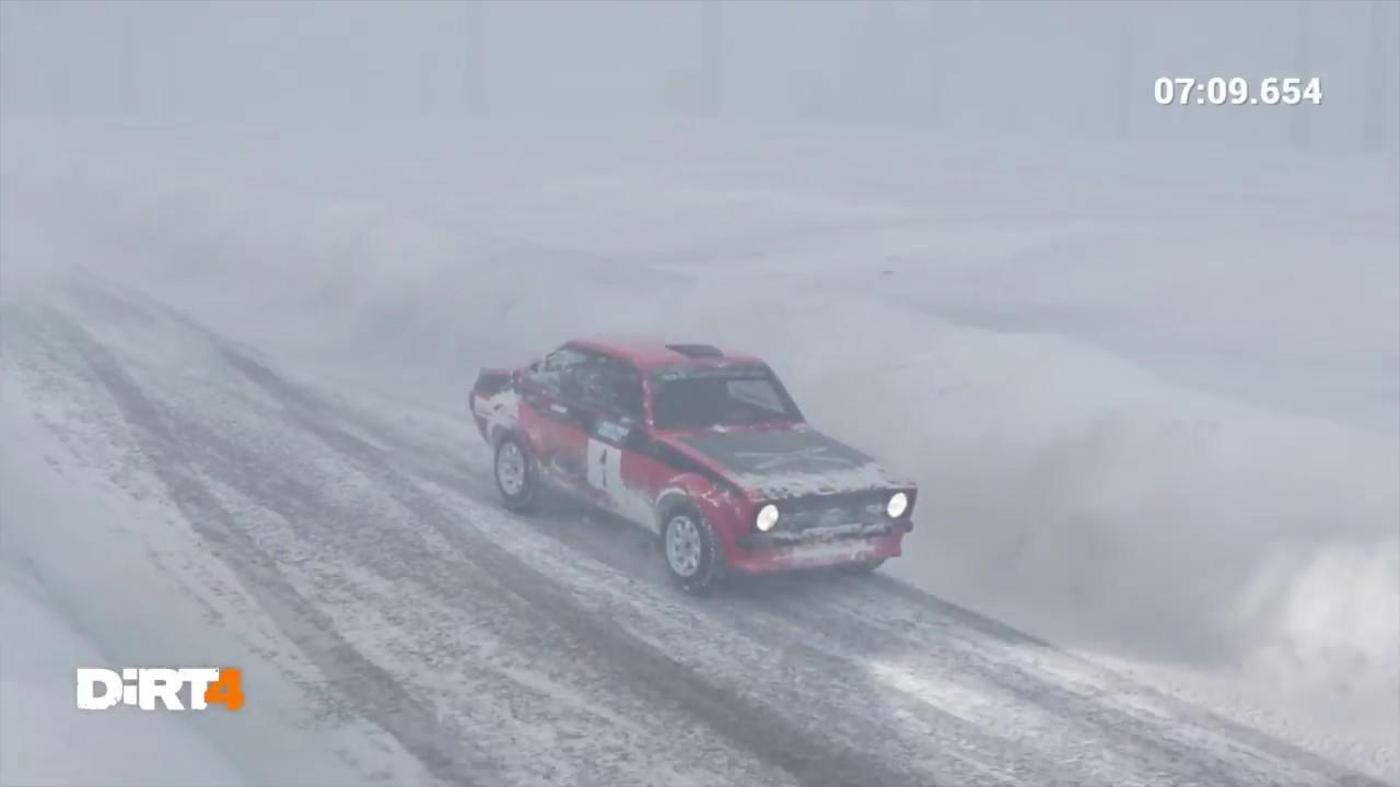 Dirt 4    Transmisi U00f3n En Directo  Mk2lunes Ford Escort Mk