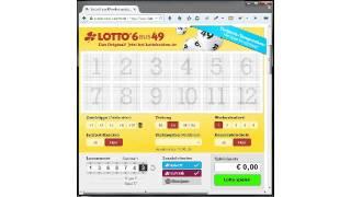 Lotto Spiel 77 online spielen