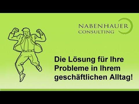 Probleme am Arbeitsplatz? - Die Lösung: Systemische Aufstellung - Nabenhauer Consulting