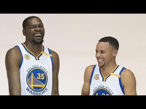 Steph Curry And Kevin Durant LAUGH AT Russell Westbrook For CHASING TRIPLE DOUBLES!