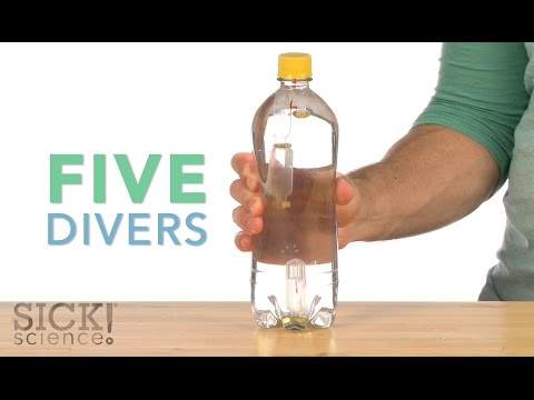 Five Divers - Sick Science! #200