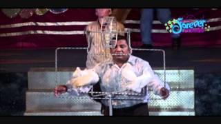 Acto Palomas Luis Mejia Forever Circus