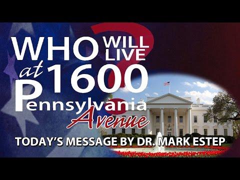 """Who Will Live at 1600 Pennsylvania Avenue?"""