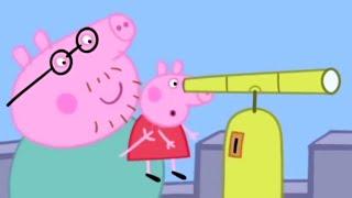 Peppa Pig Italiano  - Il Castello Ventoso - Divertimento - Cartoni Animati - Peppa Pig