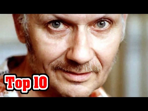 Top 10 Worst Serial Killers By Victim Count