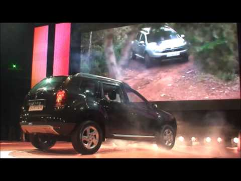 Renault Duster at Al Hilal Auto Festival 2013
