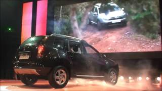 Renault Duster at Al Hilal Auto Festival 2013