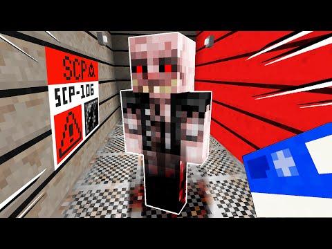 NON PUOI NASCONDERTI DAL VECCHIO!! - Minecraft SCP 106 - WhenGamersFail ► Lyon