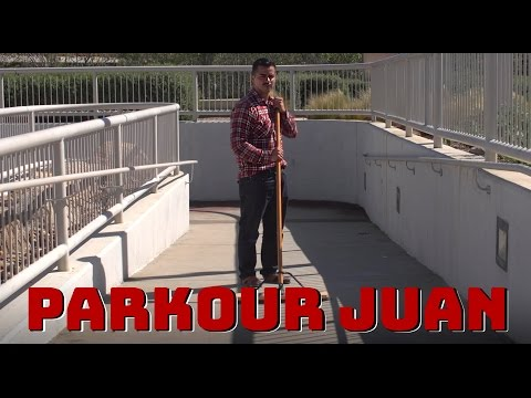 Parkour Juan - David Lopez