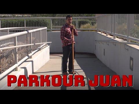 Parkour Juan - David Lopez