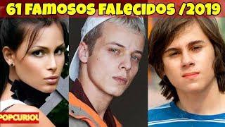 61 famosos brasileiros que morreram em 2019 (sem a causa)