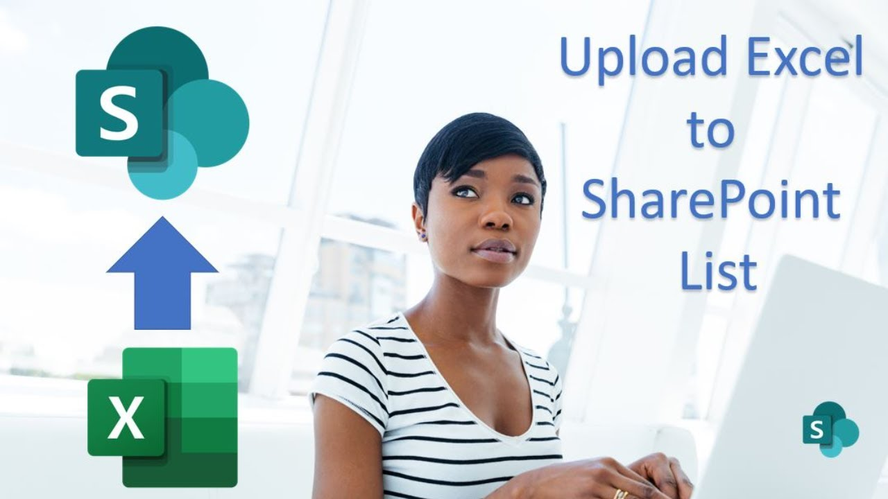 Import & Update Excel Values To SharePoint With Flow