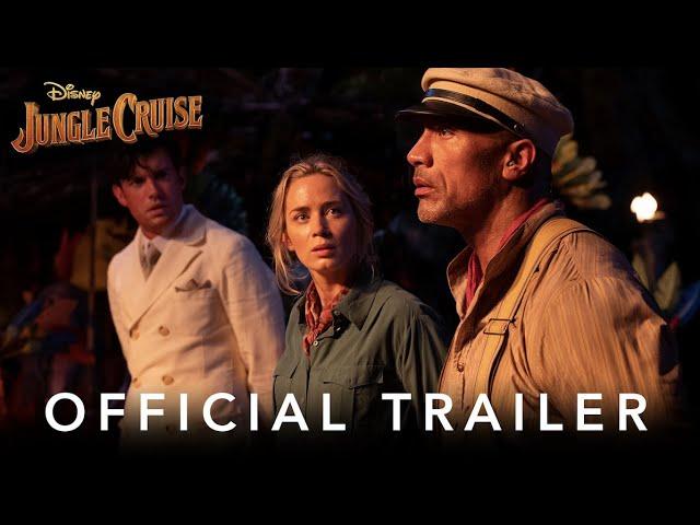 Disney's Jungle Cruise - NEW Trailer