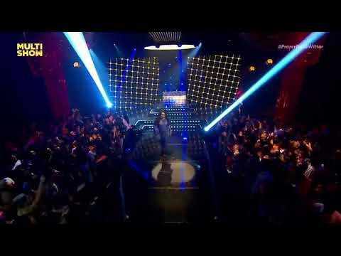 Gloria Groove  Bumbum de Ouro  Ao vivo  no Prazer Pabllo Vittar  Multishow