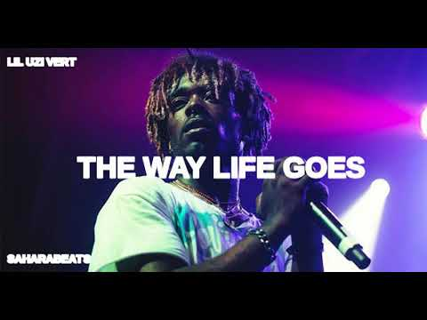 Lil Uzi Vert - The Way Life Goes Ft. Nicki Minaj & Oh Wonder (Instrumental) | LUV IS RAGE 2