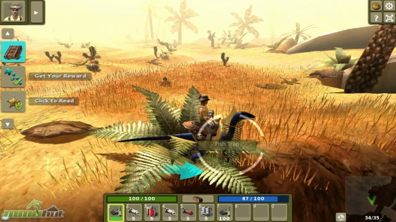 Dino Storm Gameplay First Look Hd Youtube
