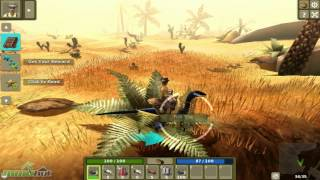Dino Storm Gameplay - First Look HD