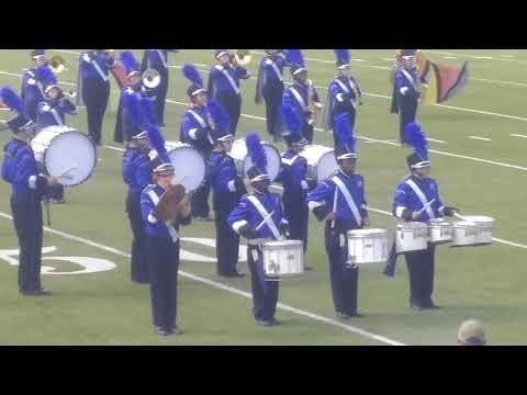 "Reeltown High School- Marching Rebel Pride ""Opelika Competition""2017"