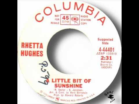 Rhetta Hughes  A Little Bit Of Sunshine.wmv