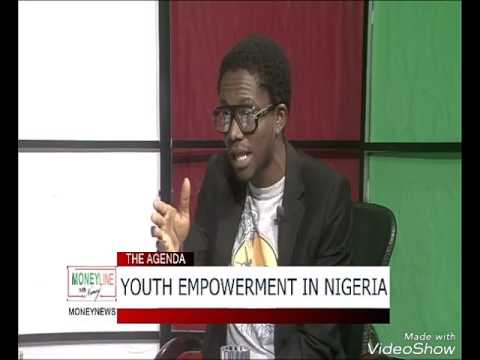 Chambers Umezulike on AIT panel discussing Youth Unemployment and Empowerment