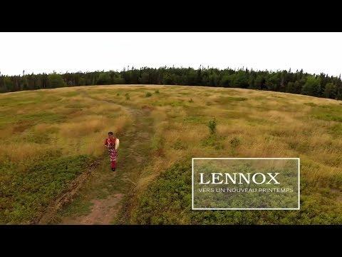 La réserve autochtone de l'île Lennox (2016)