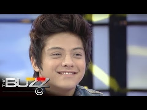 THE BUZZ Uncut : Daniel, binigyan ni Kathryn ng electric bass