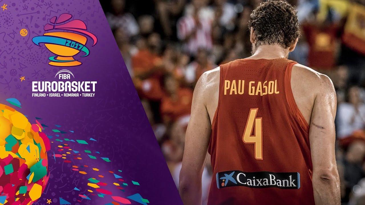 Vintage Pau Gasol (26 points in 20 minutes!) shines vs. Czech Republic 🔥