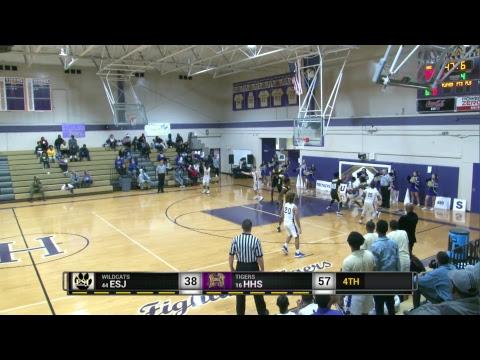 East St. John vs. Hahnville High School Boys/Girls Basketball