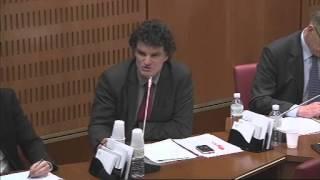 Audition Du Ministre De L'Education M Vincent Peillon