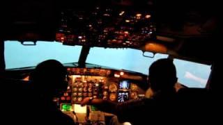 Intercockpit MCC Boeing 737-300 Simulator Session 5 (Part 2)