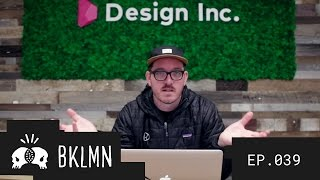 8pt Grids, Layout, & Material Design GUI Templates :: BKLMN Vlog #039