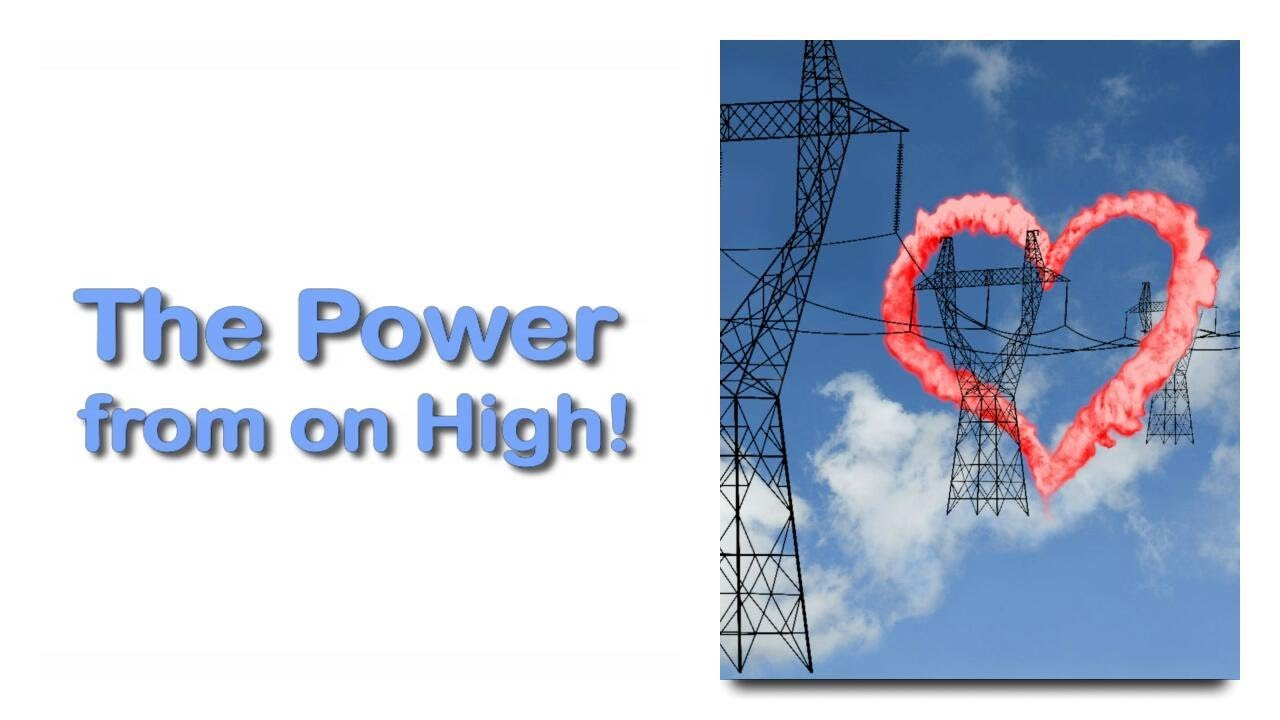 POWER FROM ON HIGH