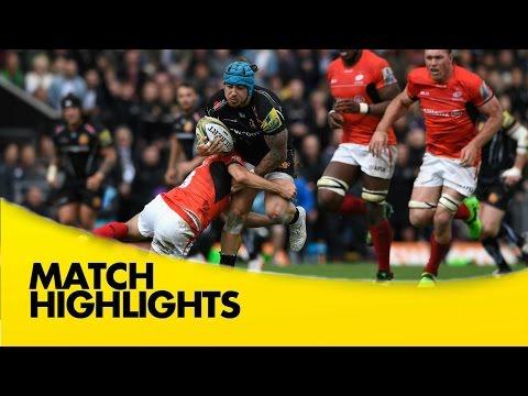 Exeter Chiefs V Saracens - Aviva Premiership Rugby 2016-17 Semi-Final