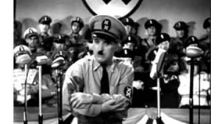Charlie Chaplin  - Die Rede des großen Diktatoren - Übersetzung ins Deutsche(Die Rede des