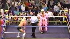 Ric Flair vs Johnny Ace (John Laurinaitis)