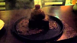 Uncle Romy's Hotplate Chocolate Brownies - Laughing Stock Steak And Seafood Grill