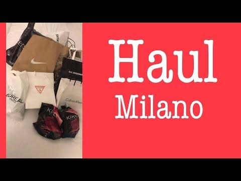HAUL - MILANO & SHE IN