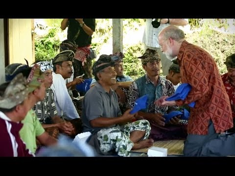 Boeing in Bali -- Seeds of Hope