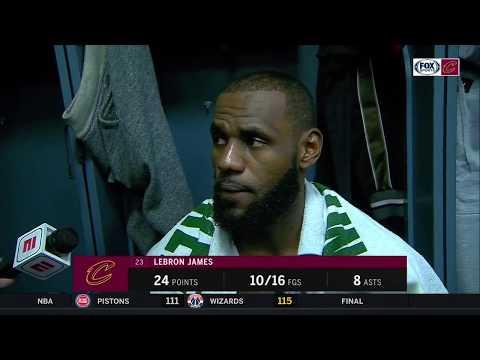 LeBron James praises Giannis Antetokounmpo, Cleveland Cavs